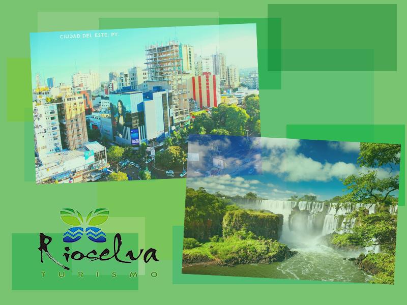 COMPRAS EN PARAGUAY + CATARATAS DE BRASIL.